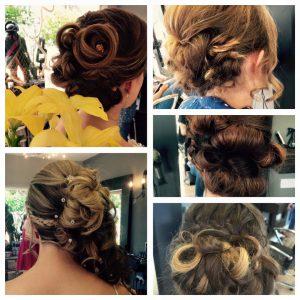 Hair Up & Bridal Hair